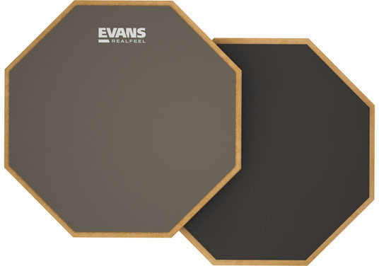 Evans RF12D Double Sided Pad (12') Practice Pads