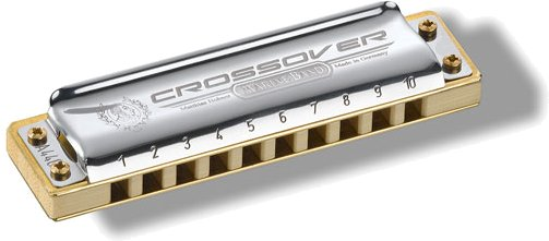 Hohner Marine Band Crossover (C-Dur)