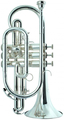 Besson Cornet Bb BE1020 (silver plated)