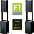 Bose F1 - Flexible Array Complete Set (2 x model 812 + 2 x subwoofers)