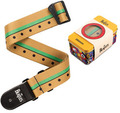 D'Addario 50BTYS02 Yellow Submarine 50 th Anniversary (George) Guitar Straps