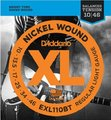 D'Addario EXL110BT Balanced Tension Regular Light / 010-046 .010 Electric Guitar String Sets
