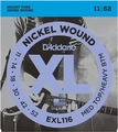 D'Addario EXL116 Medium Top / Heavy Bottom 011-052 .011 Electric Guitar String Sets