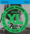 D'Addario EXL130 X-Super Light 008-038 .007 & .008 Electric Guitar String Sets