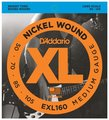 D'Addario EXL160 (.050-.105 / long scale regular)