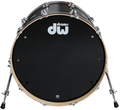 DW Bassdrum Collectors / Satin Oil (so-ebony)
