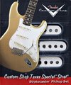 Fender Custom Shop Texas Special Stratocaster Pickup Set (White)