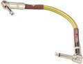 Fender Custom Shop Tweed Cable (0.15m) Instrument Cable Jack-Jack <0.6m