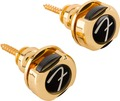 Fender Infinity Strap Locks (gold)