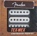 Fender Tex Mex Stratocaster Set (White)