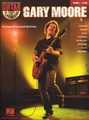 Hal Leonard Gary Moore - Play 8 Songs Guitar Play-Along Vol 139 Songbuch Gitarre