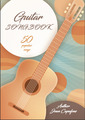 Joan Capafons Guitar Songbook - 50 Songs Songbooks for Acoustic / Concert Guitars