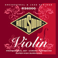 Roto Sound Violin Strings Professional Set / RS6000 (chrome flatwound)