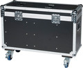 Showtec Flightcase for 2x Phantom 75/130 (black)
