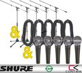 Shure SM58 + Contrik Cable + K&M 210/20 Set