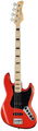Sire Marcus Miller V7 Vintage Bass Guitar 4ST (bright metallic red - alder)