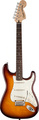 Squier Stratocaster FMT (amber)
