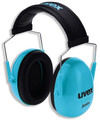 Uvex K Junior / EarMuffs (29db, blue)