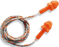 Uvex Whisper Orange / Reusable Earplugs (1 pair)