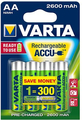 VARTA Rechargeable Battery Accu 5716 AA