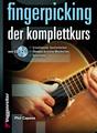 Voggenreiter Fingerpicking - der Komplettkurs / Capone, Phil (incl. CD)