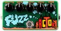 Zvex Fuzz Factory (Hand Painted)
